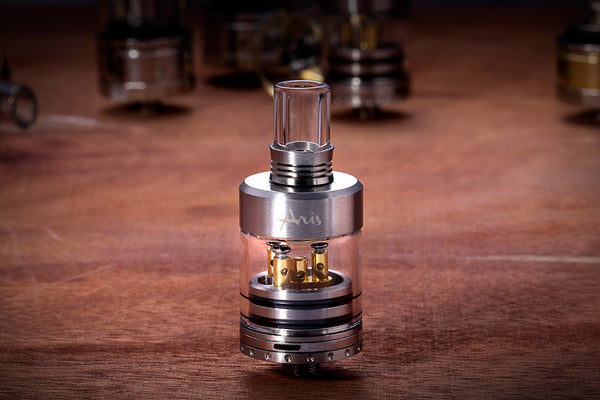 Aris Drip Atomizer by Council of Vapor