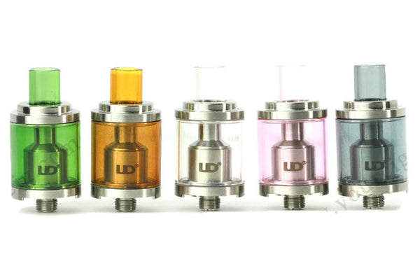 Goblin mini bell cap drip tips kit colorful