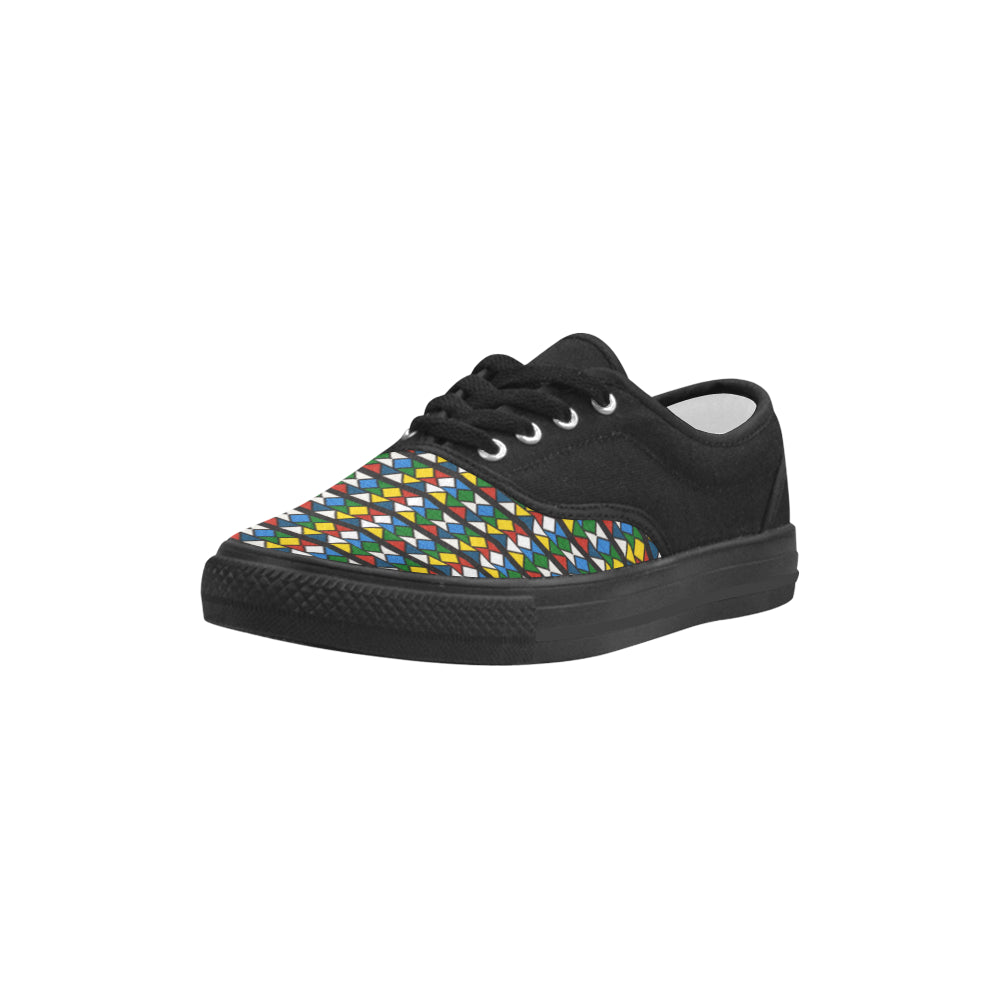 Zulu Beads Men's Canvas Shoes