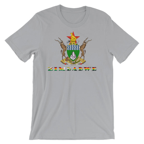 Zimbabwe Coat of Arms T-Shirt
