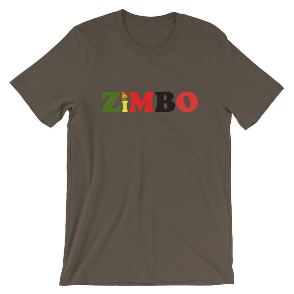 Zimbo Short-Sleeve Unisex T-Shirt