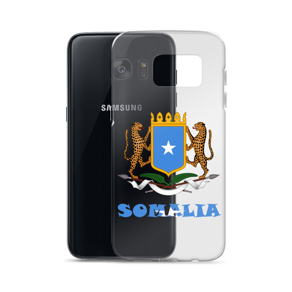 Somalia Coat of Arms Samsung Phone Case