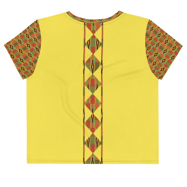 My Culture Is Dope Crop Tee