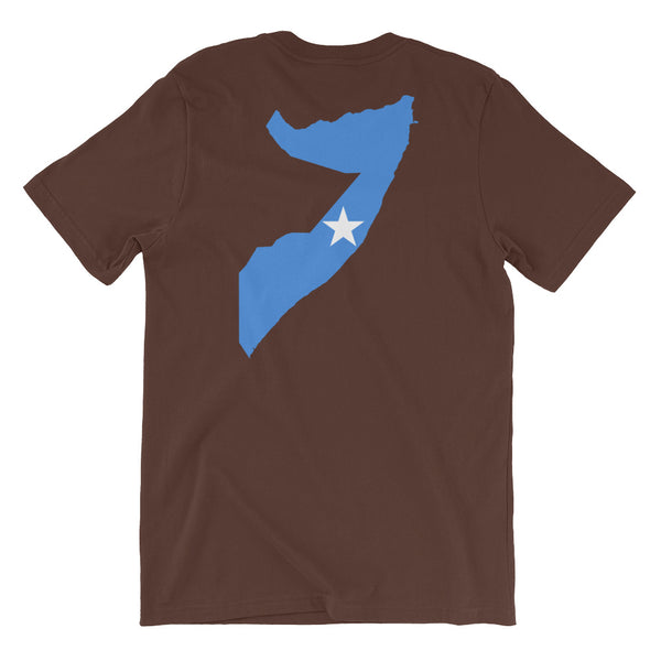 Somalia Coat of Arms Short-Sleeve Unisex T-Shirt