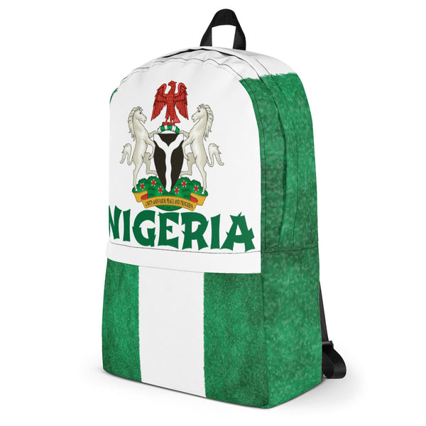 Nigeria Backpack