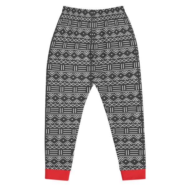 Men's Mud Cloth Print Joggers