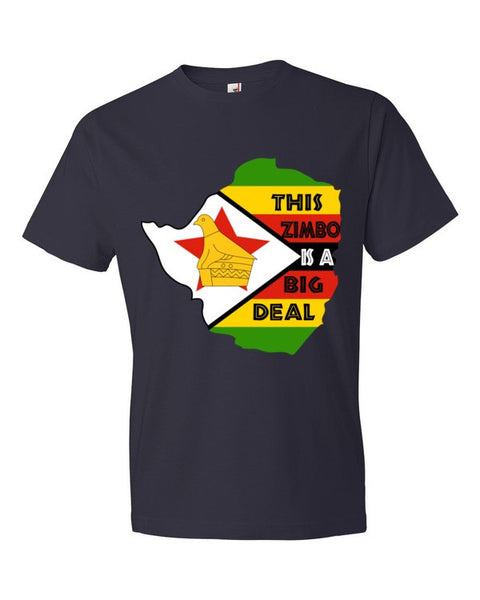 Big Deal Zimbo Short sleeve t-shirt