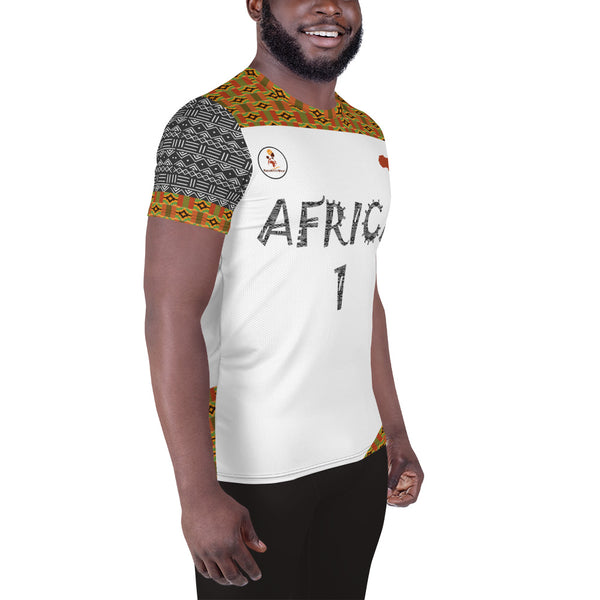 Africa Men's Away Jersey - Replica