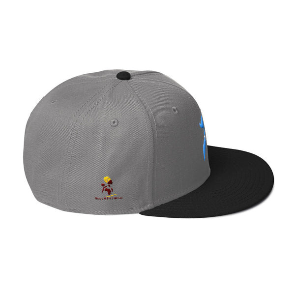 Map of Somalia Snapback Hat