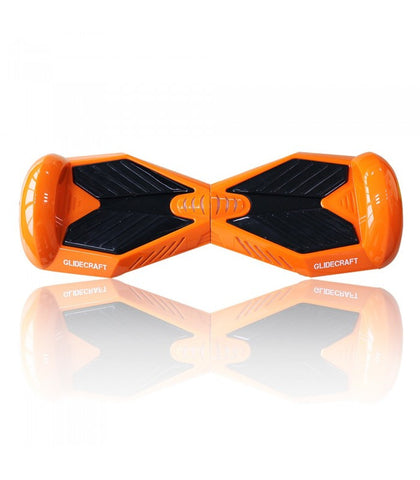 "X300 6.5"" Orange Hoverboard w/ Bluetooth - Hover Board Stop - 1"