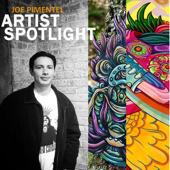 003 - Artist Spotlight - Joe Pimentel
