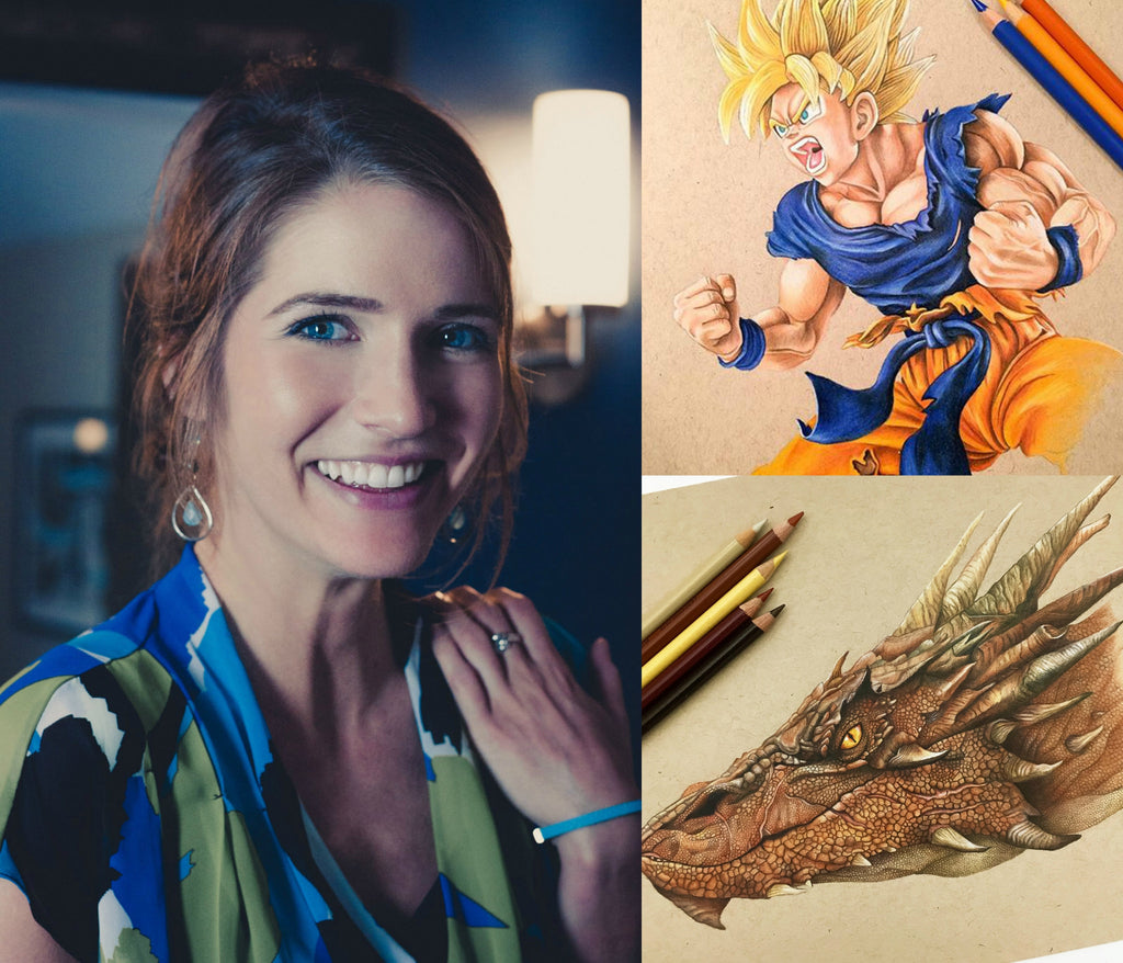 002 - Artist Spotlight - Julianna Maston