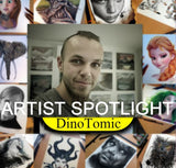 008 - Artist Spotlight - Dino Tomic