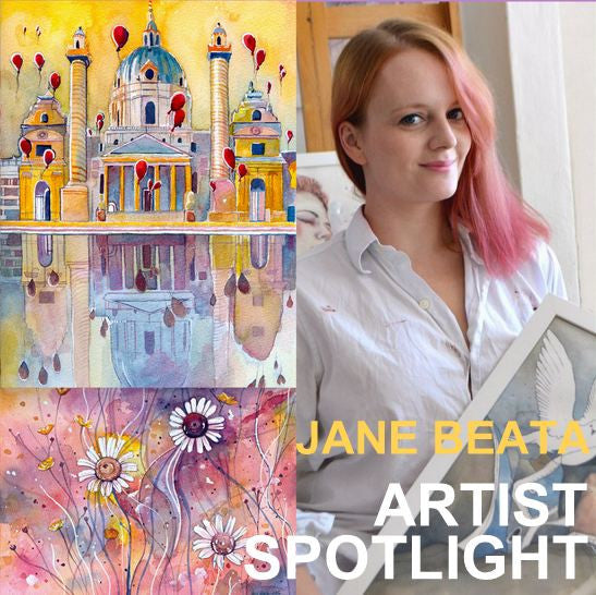 010 - Artist Spotlight - Jane Beata