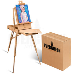 French Portable Easel