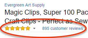 100 Clips Review Screenshot