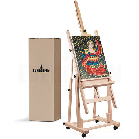 H-Frame Professional Artists Studio Easel