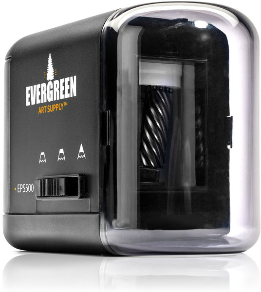 Evergreen Art Supply Electric Pencil Sharpener