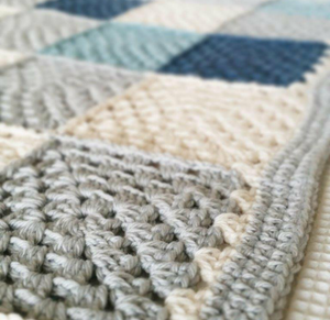 Simple Squares Blanket | Part 2