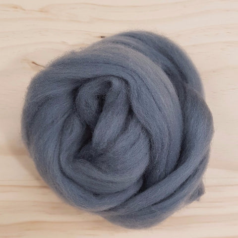 Yarn | Roving - Colour Accent 25gm - Grey