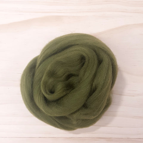 Yarn | Roving - 50gm - Olive
