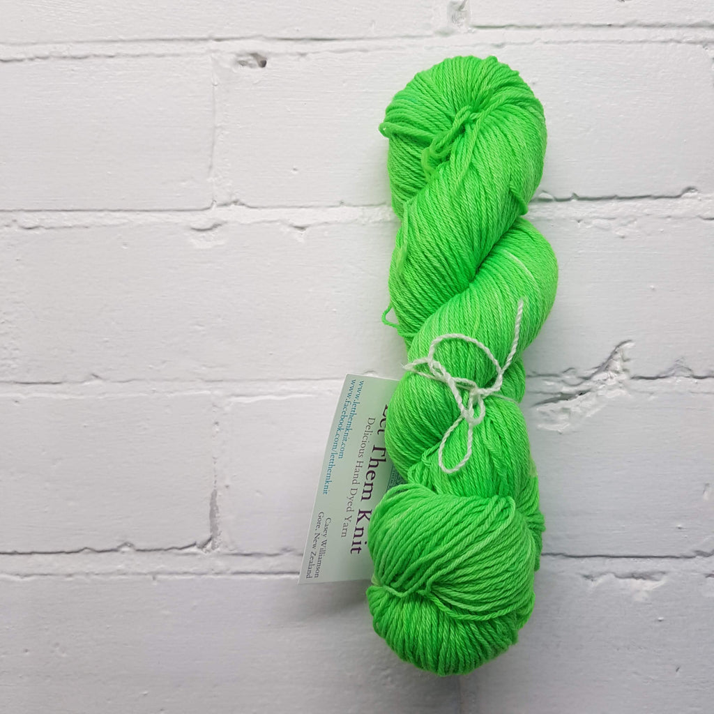 Yarn | 4ply Sock Yarn - Green