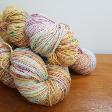 Yarn | Let Them Knit - 8ply Buttercup