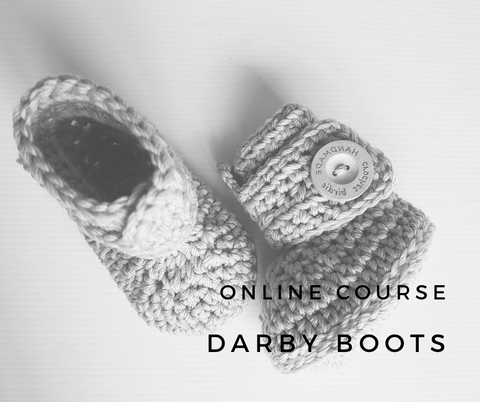 Online Course // Darby Boots