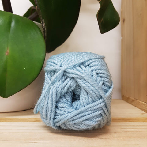 Yarn | Touch - 8ply Merino - Duck Egg