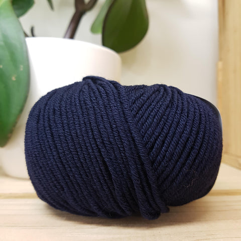 Yarn | Nordica 8ply Merino - Navy