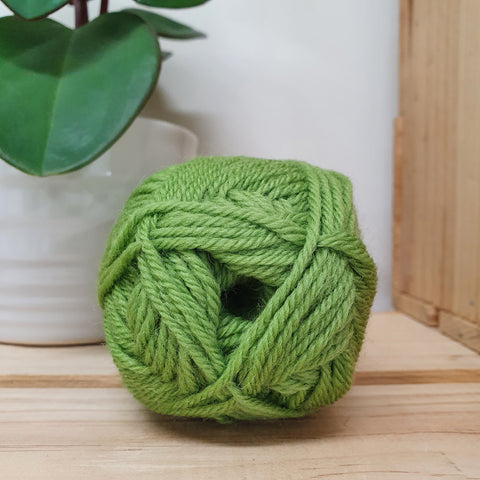 Yarn | Loyal - 8ply - 100% Wool - Shamrock
