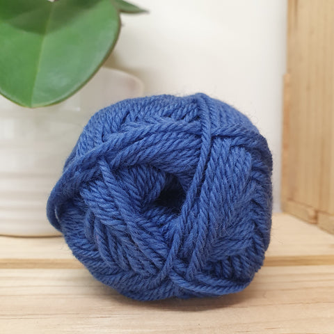 Yarn | Loyal - 8ply - 100% Wool - True Blue