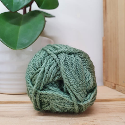 Yarn | Loyal - 8ply - 100% Wool - Fern