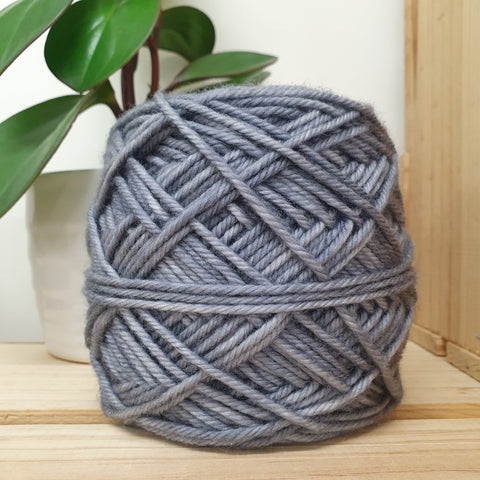 Yarn | Let Them Knit - 14ply Merino - Stone