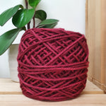 Yarn | Let Them Knit - 14ply Merino - Cherry