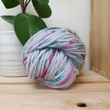 Yarn | Let Them Knit - 10ply - Silver Speckles