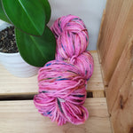 Yarn | Let Them Knit - 10ply - Pink Speckles