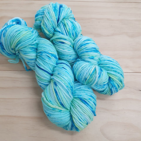 Yarn | Let Them Knit - 8ply Corriedale - Sea Spray