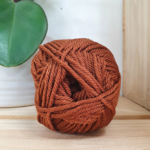 Yarn | Touch - 8ply Merino - Copper
