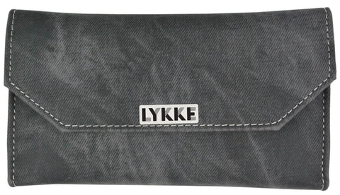 Lykke | Driftwood Interchangeable Needle Set - 3.5 inch - Grey Denim