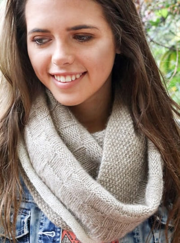 Pattern | Infinity Scarf