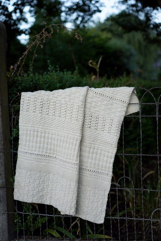 Stitch Sampler Blanket