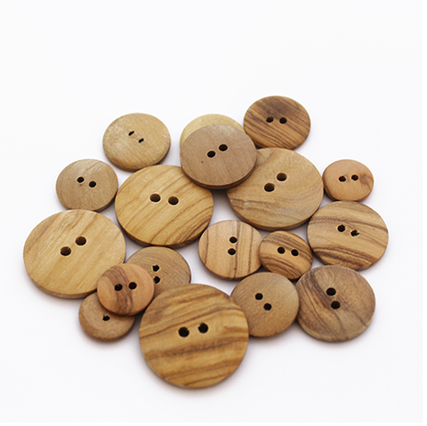 Buttons - Wood - Large - 23mm