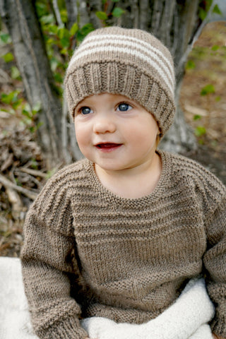 Kennedy Sweater & Hat