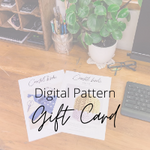 Digital Pattern Gift Card