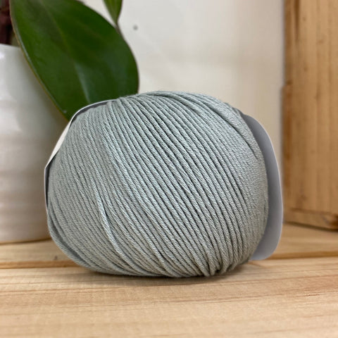 Yarn | DMC Natura Just Cotton - Gris Argent