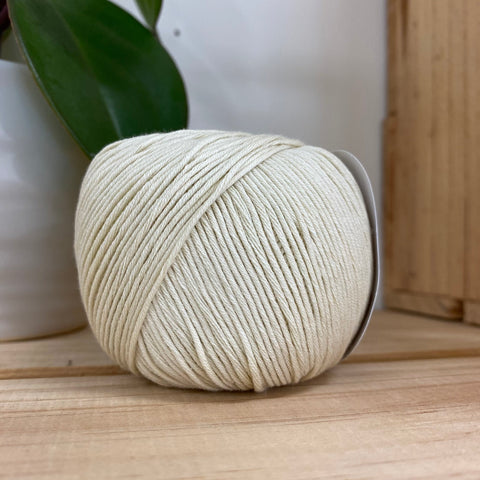 Yarn | DMC Natura Just Cotton - Gardenia