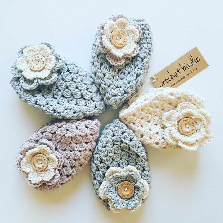 Pattern | Crochet Birdie Flower