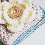 Crochet Birdie's Signature Flower