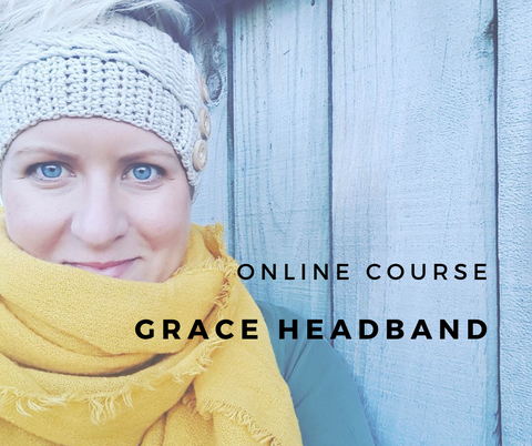 Online Course // Grace Headband